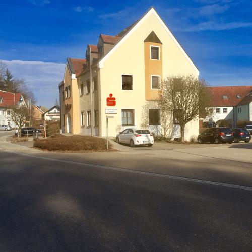 Anfahrt Hofmarkstraße